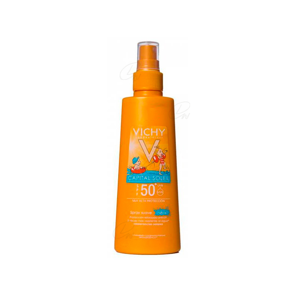 CAPITAL SOLEIL SPF 50+ NIÑOS SPRAY 125 ML