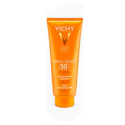 VICHY LECHE FAMILIAR HIDRATANTE 50+ 300 ML