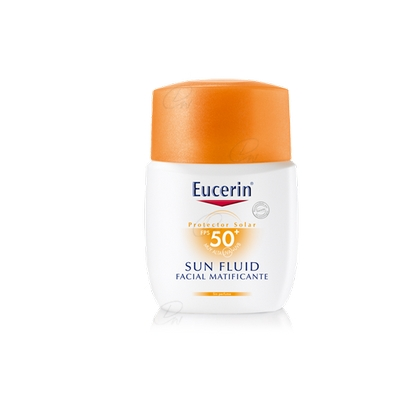 Eucerin Fluido Facial Matificante FPS 50+ 50 ml
