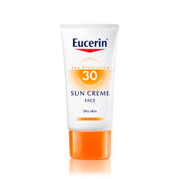 EUCERIN SUN PROTECTION 30 SUN CREME ROSTRO 50 ML
