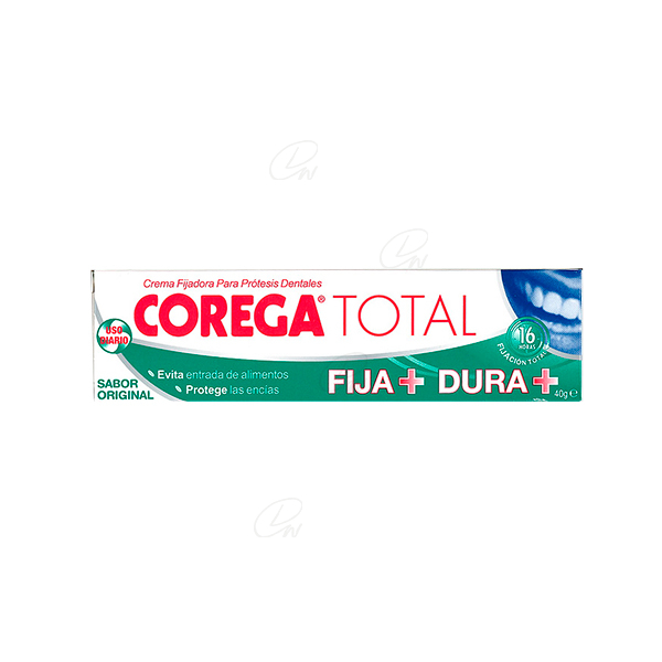COREGA TOTAL CREMA FIJADORA 40 ML