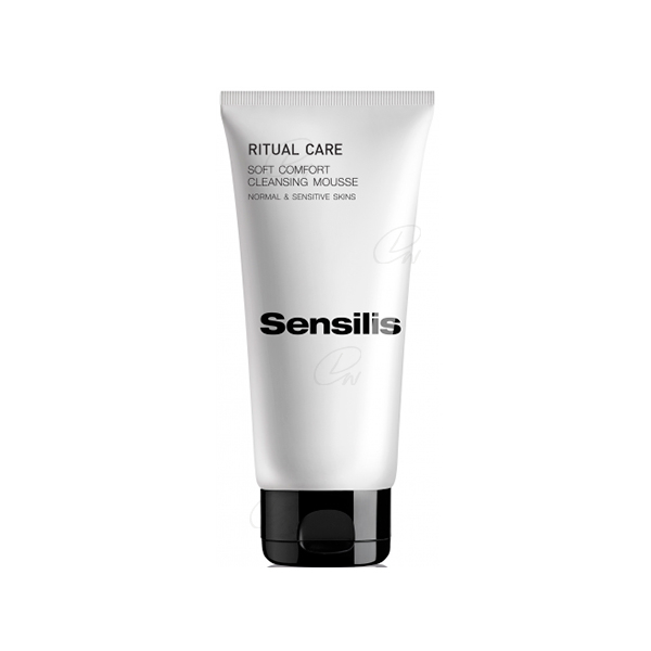 SENSILIS RITUAL CARE MOUSSE LIMPIADORA  CONFORT 175 ML