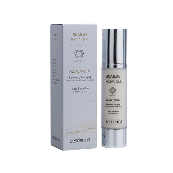 SNAILAS GEL FACIAL 50 ML
