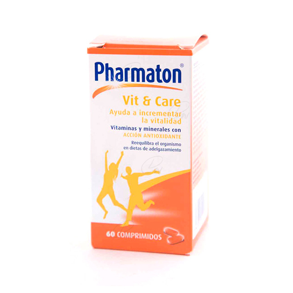 PHARMATON VIT & CARE 30 COMP