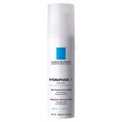 LA ROCHE POSAY HYDRAPHASE INTENSE UV RICA 50 ML