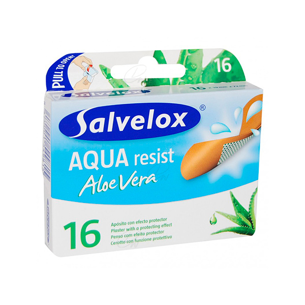 SALVELOX AQUA RESIST 19 MM X 72 MM 16 APOSITOS