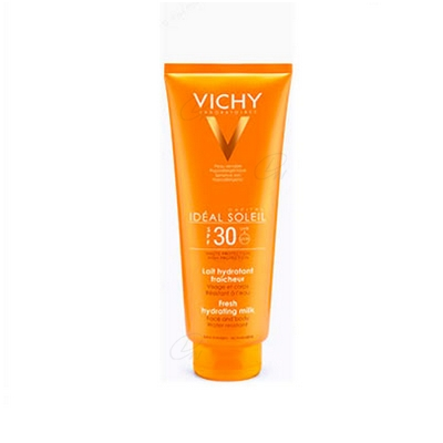 VICHY LECHE FAMILIAR HIDRATANTE 30+ 300 ML