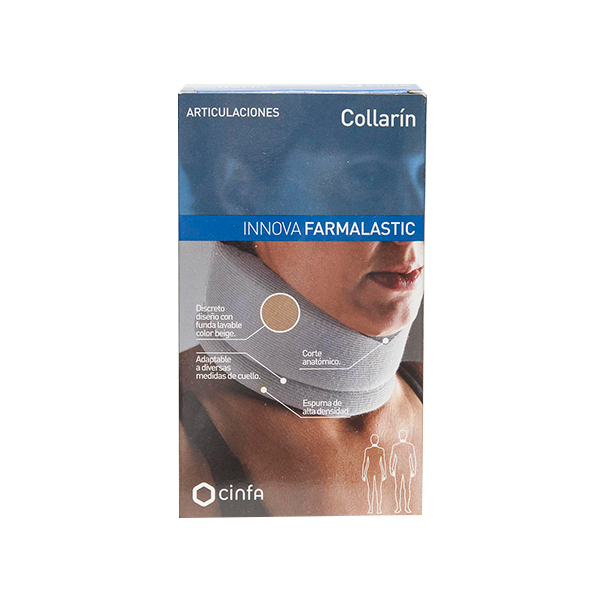 COLLARIN CERVICAL ADULTOS T- U