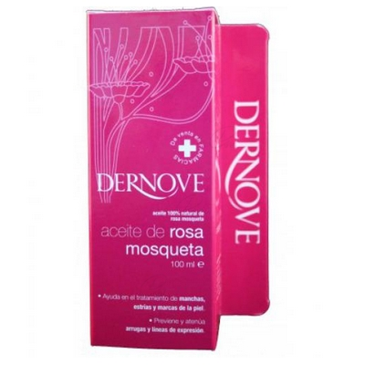 DERNOVE ACEITE DE ROSA MOSQUETA SPRAY 60 ML