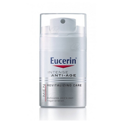 Eucerin Men Intensivo antiedad cuidado revitalizante 50 ml