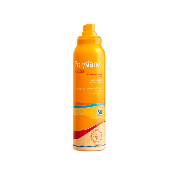 POLYSIANES SPF 50 LECHE SEDOSA SPRAY 150 ML