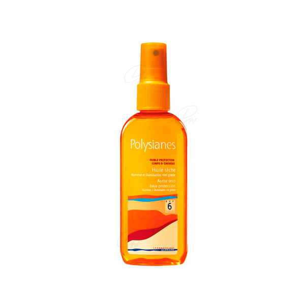 POLYSIANES SPF  6 ACEITE SECO 150 ML