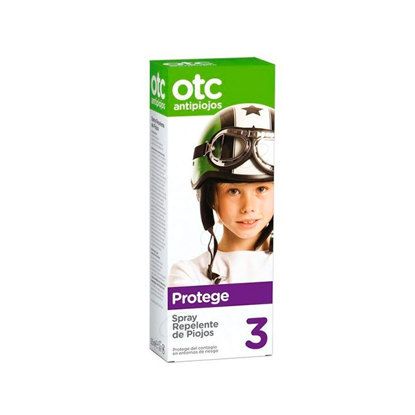 OTC ANTIPIOJOS SPRAY REPELENTE DE PIOJOS 125 ML