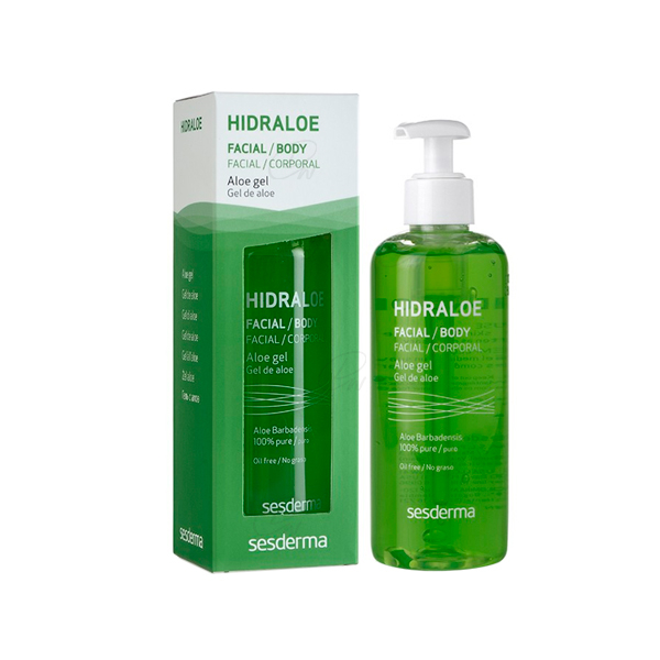 Sesderma Hidraloe aloe gel 250 ml