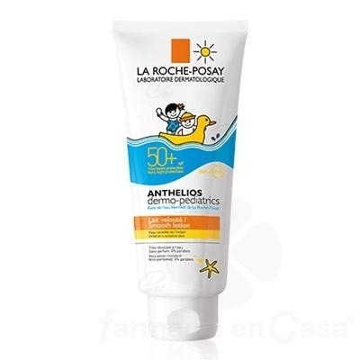 ANTHELIOS SPF- 50+ DERMO PEDIATRICS LECHE 300 ML