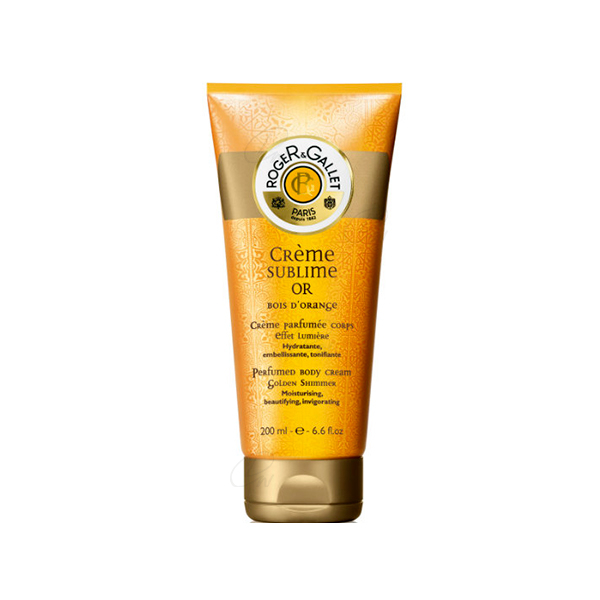 ROGER & GALLET CREMA PERFUMADA SUBLIME ORO 200 ML