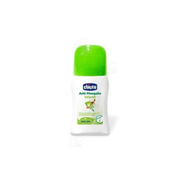 CHICCO ANTIMOSQUITOS  ROLL- ON 60 ML