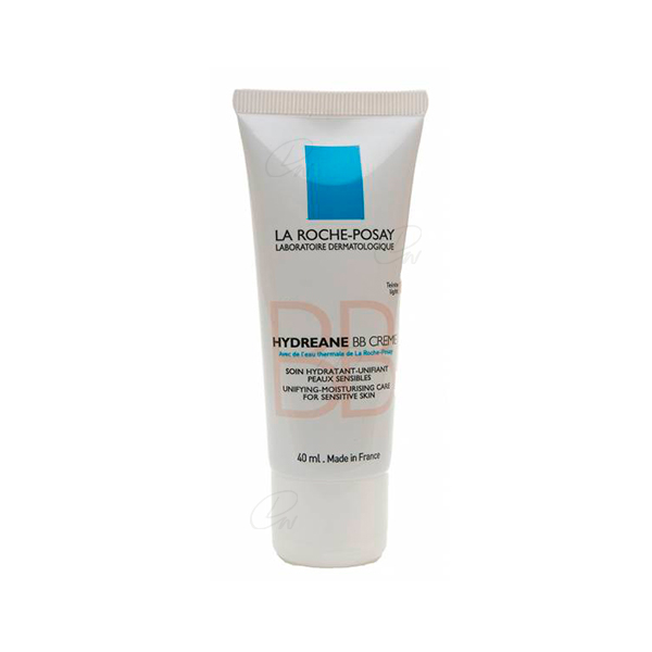 HYDREANE BB CREMA HIDRATANTE COLOR PIEL SENSIBLE LIGHT 40 ML