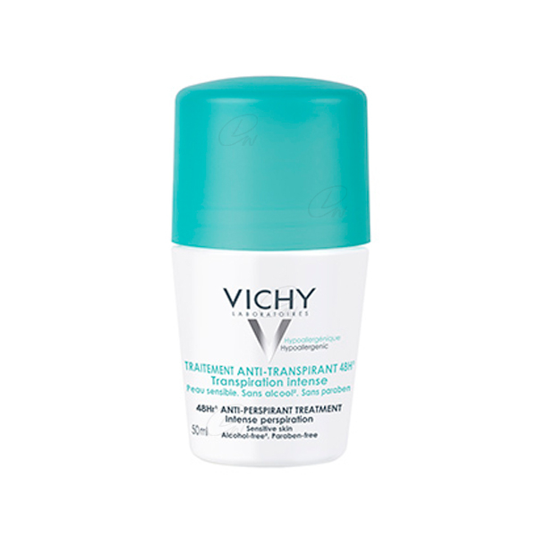 VICHY DESODORANTE ANTITRANSPIRANTE 48 H ROLL-ON 50 ML