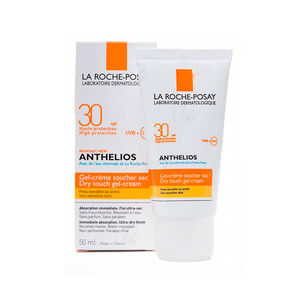 ANTHELIOS SPF- 30 GEL CREMA TACTO SECO 50 ML