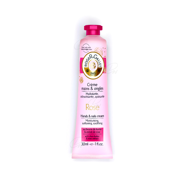 ROGER & GALLET CREMA SUBLIME MANOS Y UÑAS 30 ML