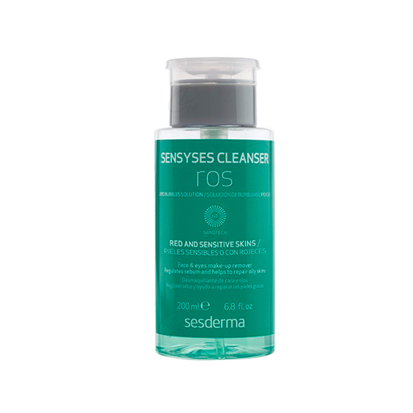 SENSYSES CLEANSER ROS 200 ML