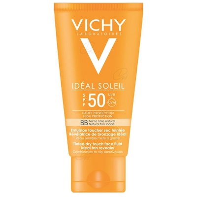VICHY FACIAL BB 50+ COLOR PIEL NORMAL-SECA 50 ML