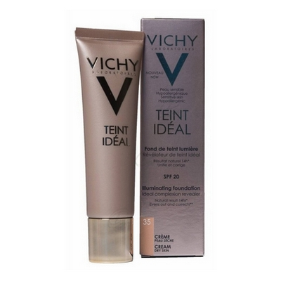 Vichy Maquillaje teint ideal crema tono 35 30 ml