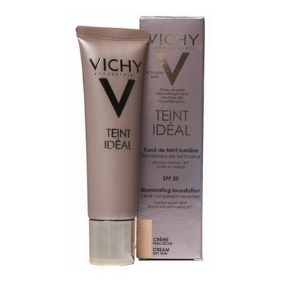 Vichy Maquillaje teint ideal crema tono 25 30 ml