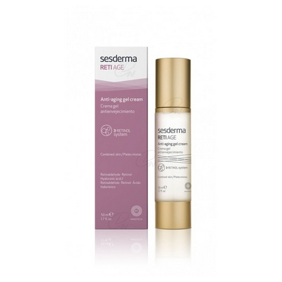 Sesderma Reti age crema gel facial 50 ml