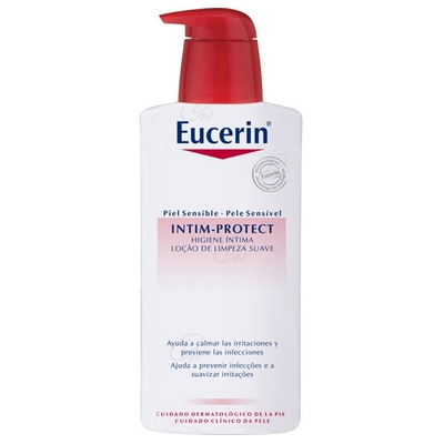 Eucerin Gel íntimo 400 ml