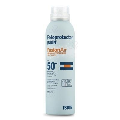 FOTOPROTECTOR ISDIN FUSION AIR 50+ 200 ML