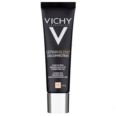 Vichy Dermablend 3D correction SPF 15 oil free tono 15 Opal 30 ml