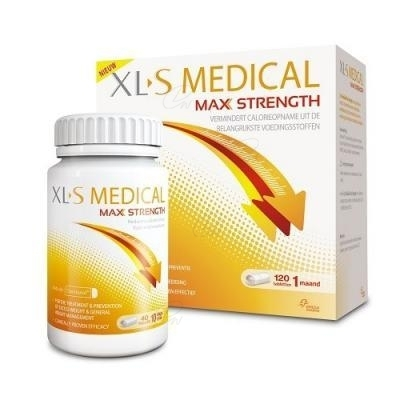 XLS Medical Max Strength 120
