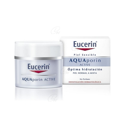 Eucerin Aquaporin Active pieles mixtas 50 ml