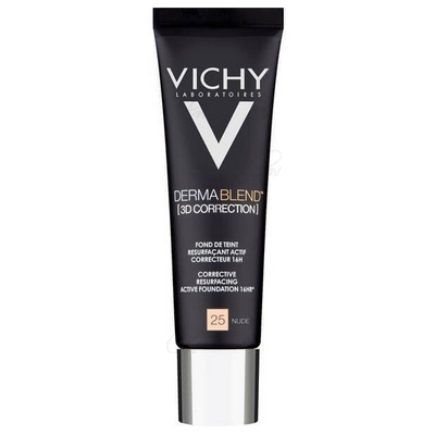 Vichy Dermablend 3D correction SPF 15 oil free tono 25 Nude 30 ml