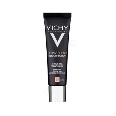 Vichy Dermablend 3D correction SPF 15 oil free tono 35 Sand 30 ml