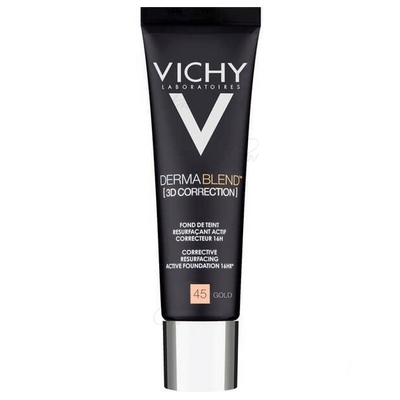 Vichy Dermablend 3D correction SPF 15 oil free tono 45 Gold 30 ml