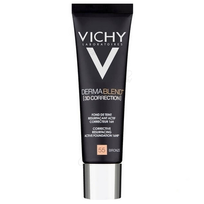 Vichy Dermablend 3D correction SPF 15 oil free tono 55 Bronze 30 ml