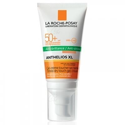 LA ROCHE POSAY GEL CREMA TOQUE SECO SPF 50+ COLOR 50 ML