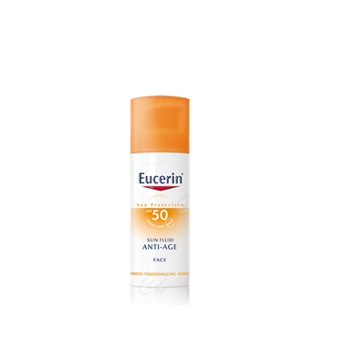 Eucerin Sun Fluid Anti-Age SPF 50 50 ml