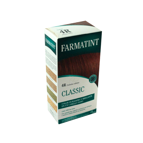 FARMATINT 135 ML CASTAÑO COBRIZO
