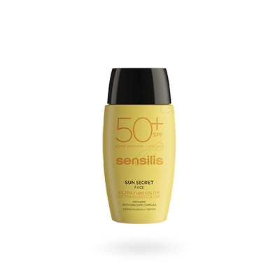Sensilis Sun Secret ultra fluido color SPF50+ 40 ml