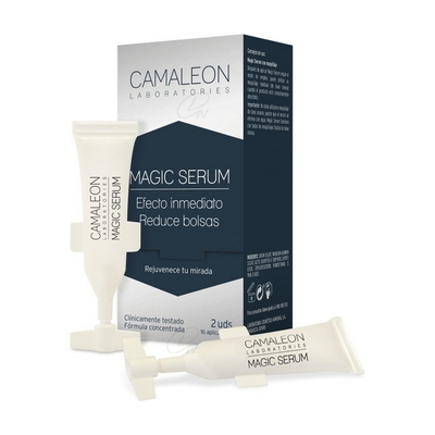 Camaleón magic Serum bolsas y ojeras