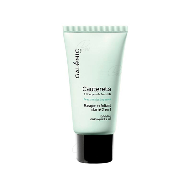 CAUTERETS MASCARILLA EXF PURIFICANTE 50 ML