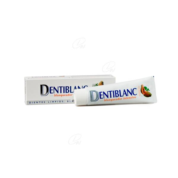 DENTIBLANC BLANQUEADOR INTENSIVO PASTA DENTAL 100 ML