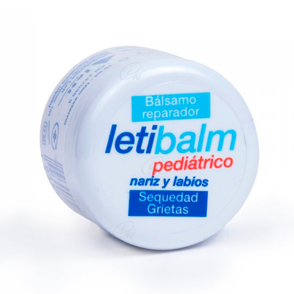 LETIBALM PROTECTOR LABIAL PEDIATRICO 10 ML