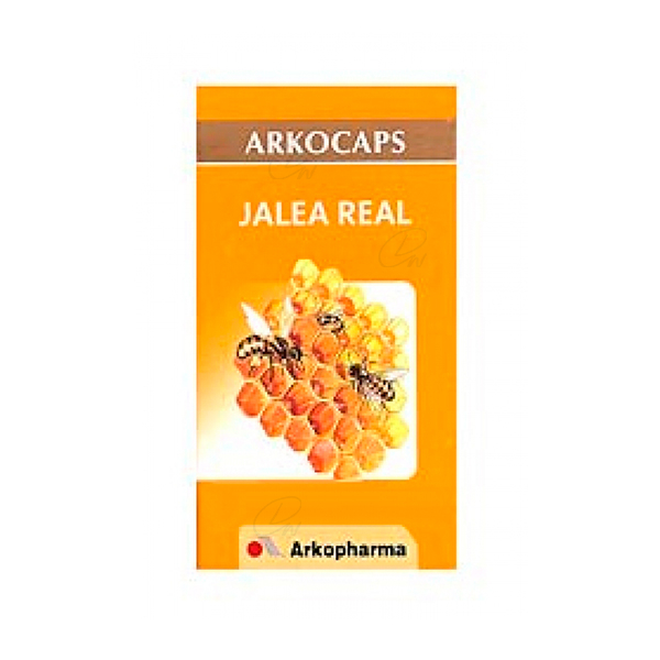 JALEA REAL ARKOCAPS 5O CAPS