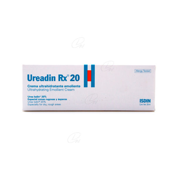UREADIN RX 20 CREAM 50 ML