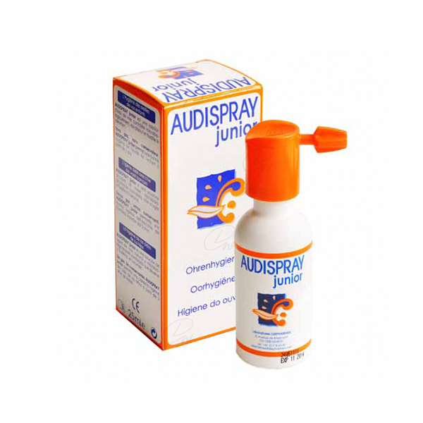 AUDISPRAY JUNIOR SOLUCION 25 ML